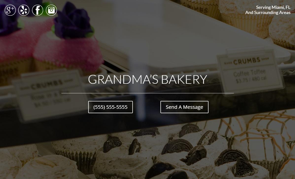 Bakery Demo